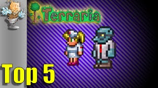Terraria Best NPCs | Terraria Top 5 NPC Characters