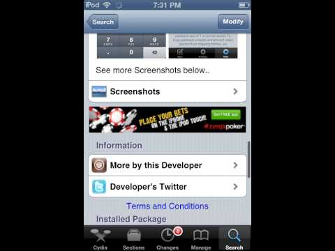 How to hack app trailers 2013