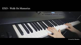 'EXO - Walk On Memories (기억을 걷는 밤)' [THE WAR - The 4th Album] Piano Cover (엑소)