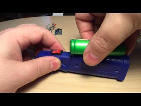 Как сделать паяльник своими руками на батарейках