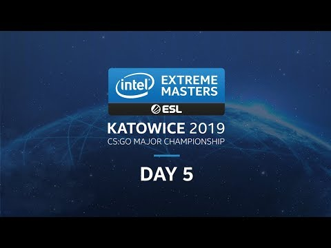 IEM Katowice - CS:GO Major - Challenger Stage - Day 5