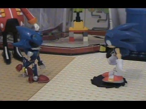 Sonic Stop Motion Adventures: Episode 10: Robotnik's Metallic Masterpiece?