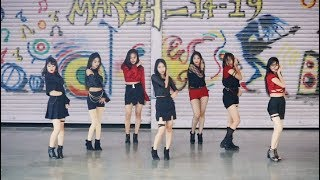 CLC(씨엘씨) - Like It Cover by The Sole Sizzlers -  Online Audition LG K-POP Contest India 2019