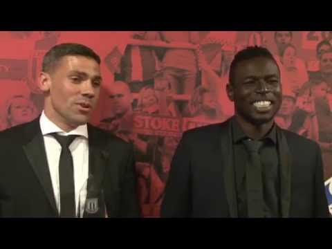 Jonathan Walters & Mame Diouf | Top Goalscorers 2014/15