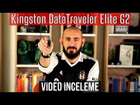 Kingston DataTraveler Elite G2 İncelemesi