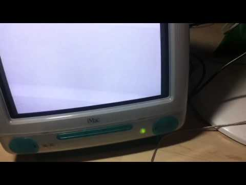 iMac G3 350MHz Slot-Load and Developer