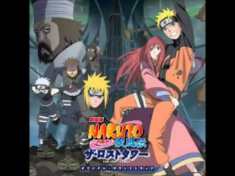 Naruto Song Ending The Lost Tower Full Song video