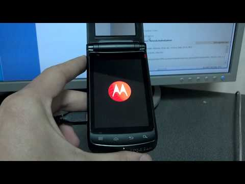 Unlock Motorola XT611 with SigmaKey