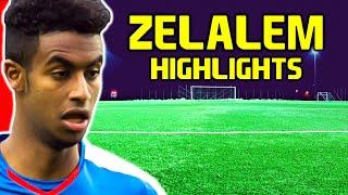 Gedion Zelalem | Highlights | 2015/2016 | Rangers