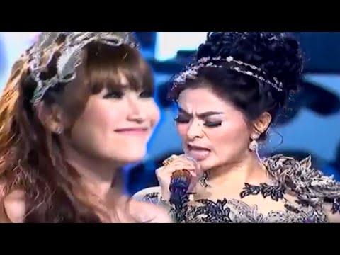 Ayu Ting Ting & Iis Dahlia - Cinta Apalah Apalah [Kilau Raya 25 MNCTV]