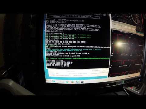 потребление rx 480 8gb на ethereum дуал\соло
