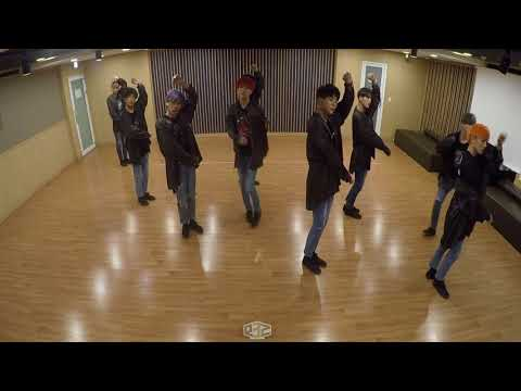 [Mirrored] SF9 - 오솔레미오 ''O Sole Mio'' Dance Practice