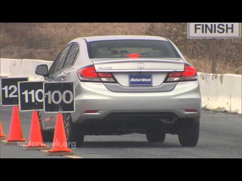 Road Test: 2013 Honda Civic