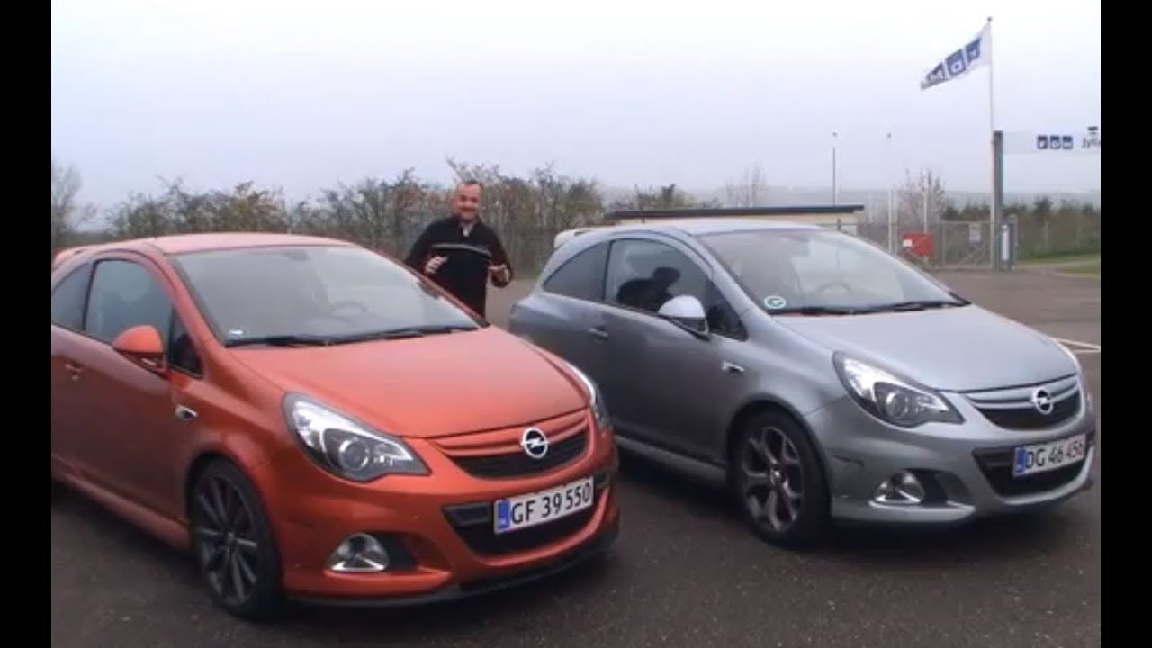 opel corsa opc n rburgring edition 2011 test rigtig skapt racerbil youtube. Black Bedroom Furniture Sets. Home Design Ideas