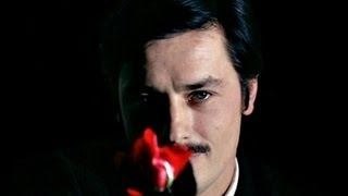 Alain Delon - Unique blue eyes...