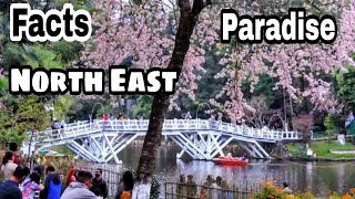 Amazing facts about North-East India. Top 15 facts