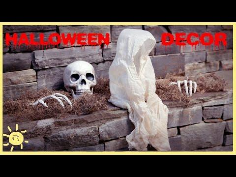 DIY | Super Spooky Halloween Decor - YouTube