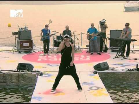 Дима Билан - Пока скажу пока (Live @ MTV Beach Party)