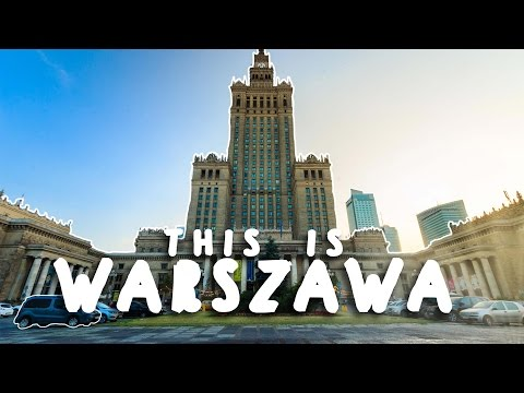 THIS IS WARSZAWA     Living a trampers life ep.05