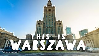 Video of Warsaw: THIS IS WARSZAWA | Living a trampers life ep.05 (author: F-Stop Production)