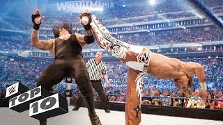 Masters of the superkick - WWE Top 10