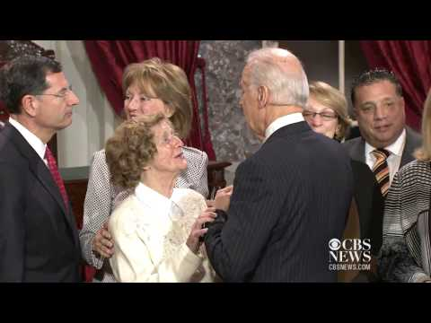 Best Of Biden: you're Gonna Be Frisked & More From Swearing-in video