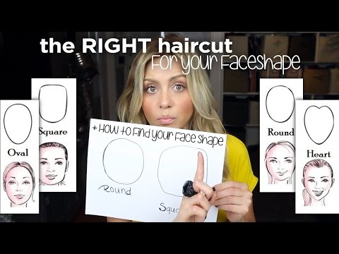 Best Hair Styles For Your Face Shape - And How To Find Your Face Shape