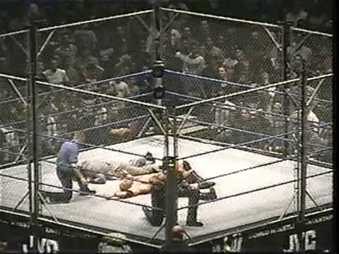 Undertaker Vs. Brock Lesnar-wwe Title (steel Cage)pt.2 video