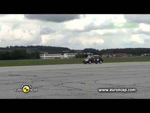 Euro NCAP | Suzuki SX4 | 2013 | Электронный контроль устойчивости