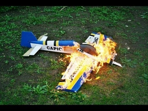 Funny Rc Plane Helicopter Crash Compilation