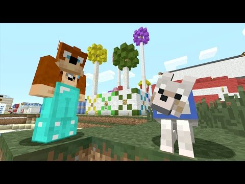 Minecraft Xbox - Higher Spire [306]