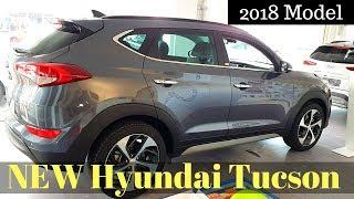 2018 Hyundai Tucson Facelift Interior Exterior Review