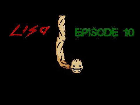 well hello there.. - Lisa: The Painful RPG pt.10