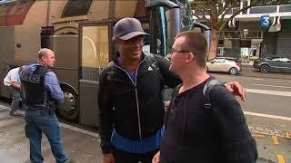 Coupe Davis au stade Pierre Mauroy : l'équipe de France est arrivée à Lille