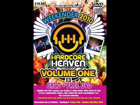 Hardcore Heaven Weekender 2010  Nicky Blackmarket Mc's Storm, Whizzkid