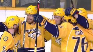 Calgary Flames vs Nashville Predators - February 21, 2017 | Game Highlights | NHL 2016/17