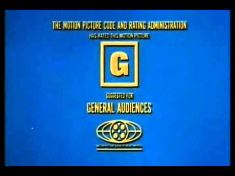 g Movie Rating g Rated Quot Suggested For General