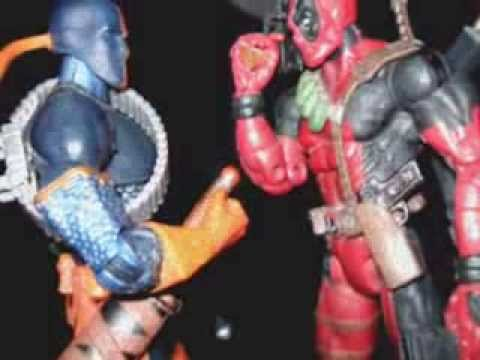 DC vs MARVEL #1 ( Marvel Legends & DC Direct / Universe Classics ) Video