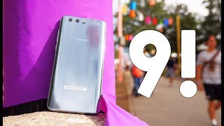 Honor 9 Review - The Best budget Flagship Smartphone 2017 ?