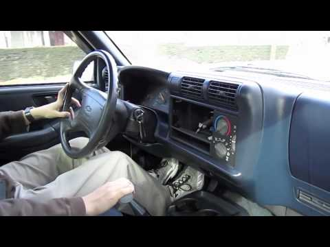 Test Drive the 1997 Chevrolet S10 2.2 5 Speed (Exhaust. Tour)