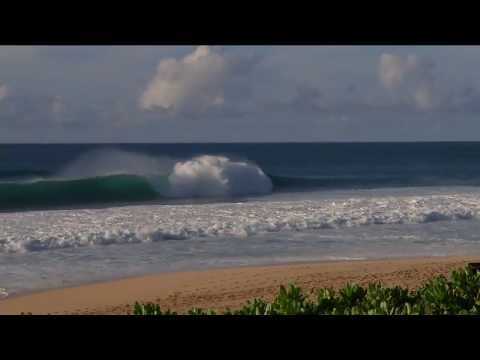 Pipeline Surfing Live HD Opening Day 2013
