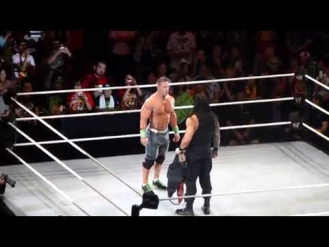 Wwe Live 2014 (july 11,tokyo Japan) - After The Main Event video