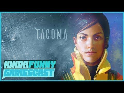 Tacoma Review - Kinda Funny Gamescast Ep. 130