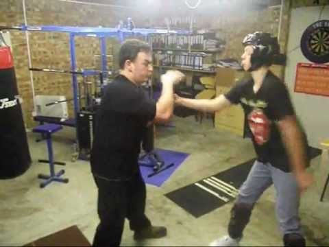 My own personal training in Jeet - Kune - Do Training Image 1