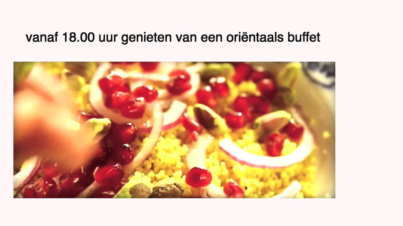 Ori ntaals buffet in de steinerschool antwerpen youtube - Buffet jaar ...