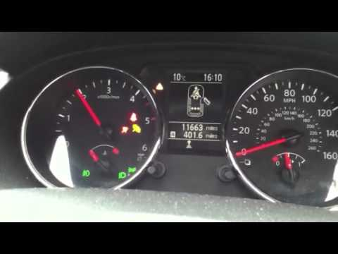 Nissan Qashqai 1.5 dCi 110 Strange Sound - YouTube