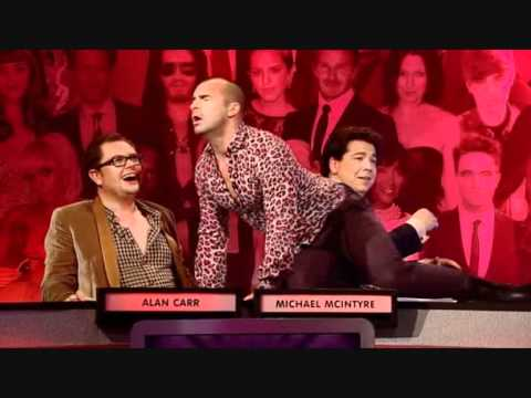 Big Fat Quiz of the Year 2010 - Louie Spence s Interpretive Dance