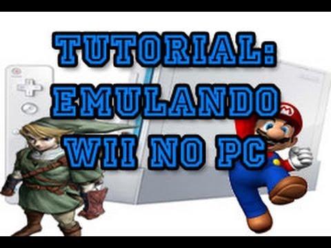 Tutorial:Como emular WII e Gamecube no PC