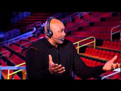 Karl Malone on TNT -- All Star Weekend 2013