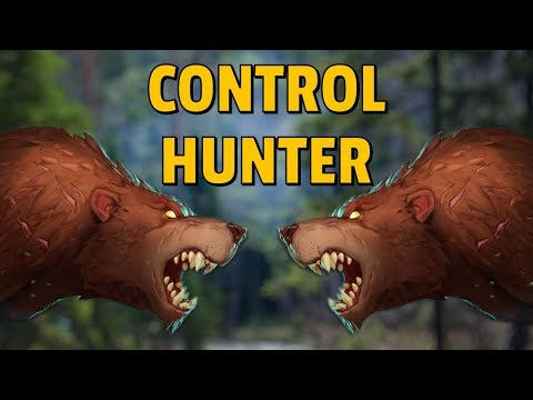 Hearthstone - Is Control Hunter Possible?